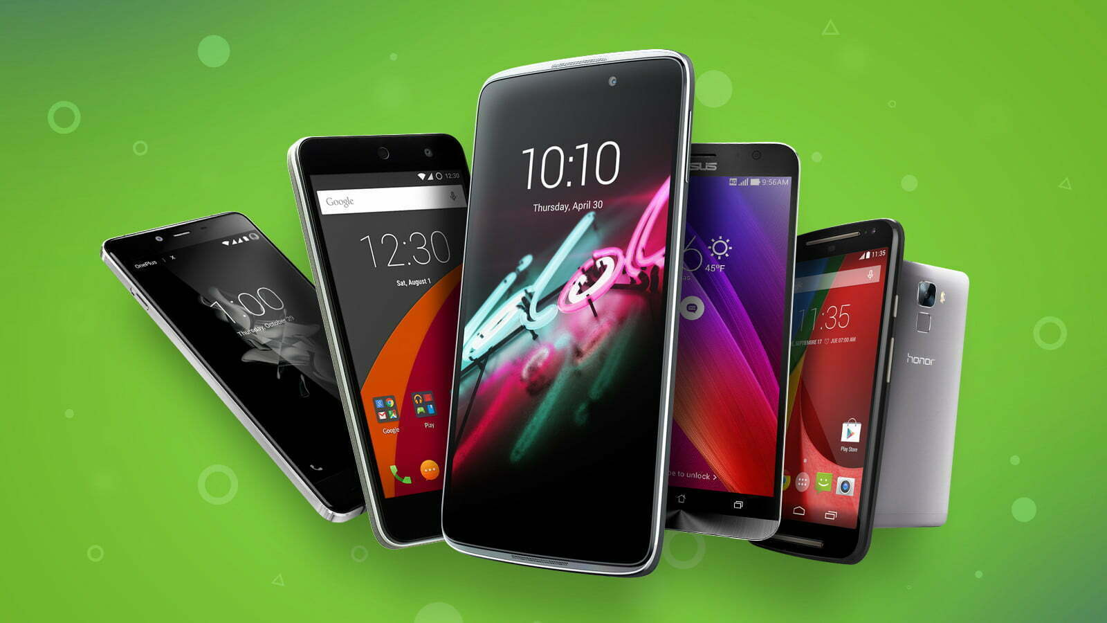 Best cheap Android phones