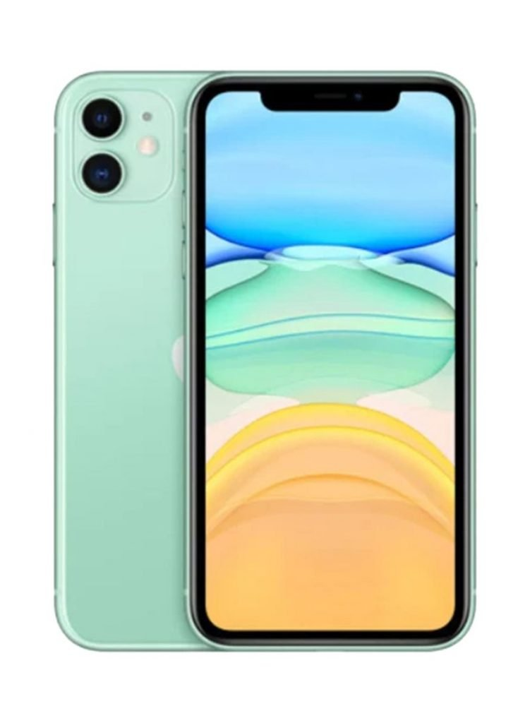 iphone 11 with facetime green 64gb 4g lte egypt specs