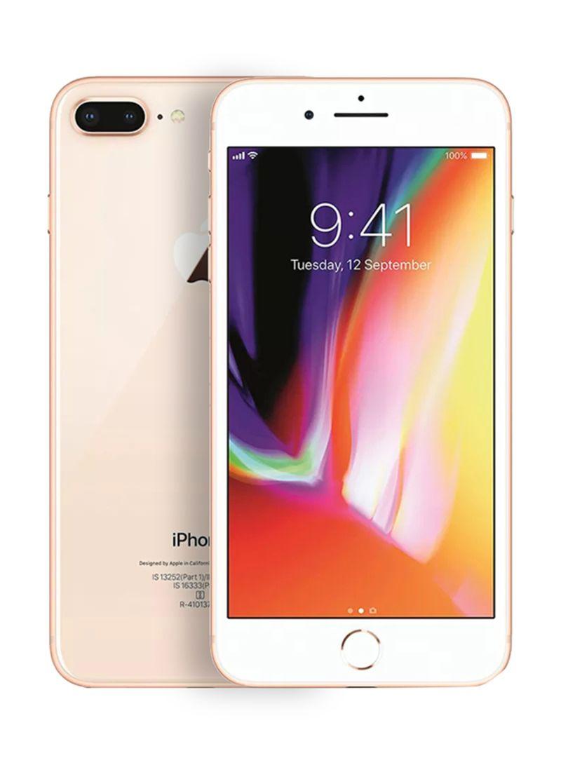 iphone 8 plus gold 64gb 4g 4 1