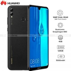 huawei y max big 712 inch display 5000 mah large battery