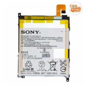 mobile battery lis1520erpc 3000mah114wh for sony xperia xperia z ultra